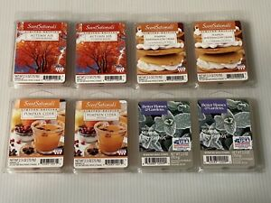 8 Packs (MULTI SCENT PACKS) Mixed Company,Scented Wax Cubes (#20)