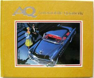 AUTOMOBILE QUARTERLY Fourth Qtr 2003 Volume 43 Number 4 Car Book L SCOTT BAILEY