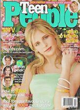 Sarah Michelle-Gellar - Teen People Oct 1999 - Brand New+