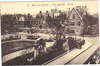 75 - CPA - Paris - Hotel De Cluny - Ansicht Allgemeine
