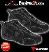 Scarpe Dainese Merida Nero black moto shoes