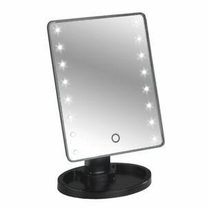 Wenko Theater - Spiegel 16 LEDs Schminkspiegel Kosmetikspiegel Make up Spiegel
