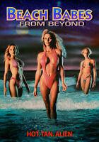 Beach Babes From Beyond DVD, starring Linnea Quigley, Full Moon Features