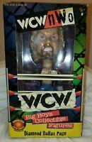1999 WCW NWO DIAMOND DALLAS PAGE BOBBLEHEAD LIMITED ED.,  BIG BOYS FIGURINE, NIB