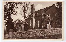 BUNTY'S KIRK, BALDERNOCK near MILNGAVIE: Dunbartonshire postcard (C21952)