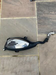 Vespa GTS 125-300 complete exhaust system