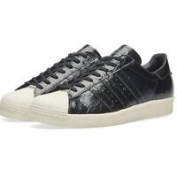 adidas Originals Superstar 80S W Schuhe Sneaker Trainers Damen schwarz NEU