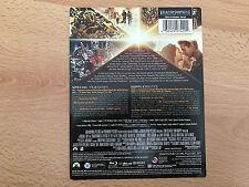Transformers Reveng of the Fallen Futureshop Canada Blu-Ray Steelbook J-Card