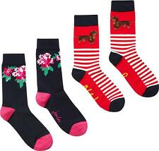 Joules Brilliant Bamboo Ladies Womens Patterned Character Socks
