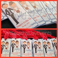 Bridal Shower/Kitchen Tea Game - Don't Say Wedding - 20 Guests - Personalised