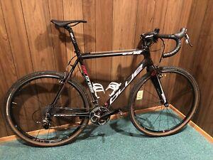 Blue Norcross EX Carbon, Size ML, Gravel Bike