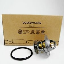 Original VW Thermostat + Dichtung 87°C VW Audi Skoda SEAT VAG 044121113