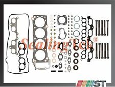 Fit Toyota 2.4L 2RZFE / 2.7L 3RZFE Engine Cylinder Head Gasket Set w/ Bolts Kit