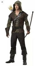 California Costumes Robin Hood Adult Costume, Medium (40-42)~Defects~