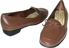 Enzo Angiolini Laurel Brown Leather Womens 6 US