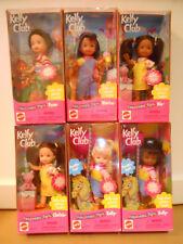 Barbie Kelly Amusement Park Set of 6 2000