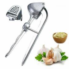 Garlic Press Crusher Squeezer Masher Kitchen Mincer Tool Hand Presser Grinder