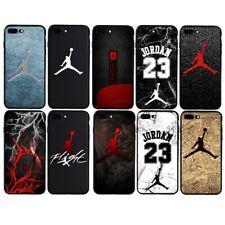 Basketball Jordan Phone Case For iPhone 6 6S Plus 7 8 Plus X XS Max XR 11 Pro SE