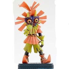 The Legend of Zelda: Majora's Mask Skull Kid Statue Figure Anime Toy Gifts