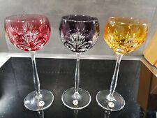 1 Peill Sektschale Champagnerschale Theben Kristallglas mehrere verfügbar