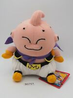 "Majin Buu Boo B0701 Dragon Ball Z Banpresto 2008 Plush 6"" TAG Toy Doll Japan"