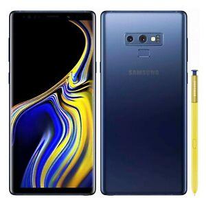 Samsung Galaxy Note 9 SM-N960F 128GB Dual Sim Unlocked Blue Used