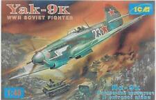 Soviet YaK-9K  1/48 Scale ICM 48011 (FREE SHIPPING)