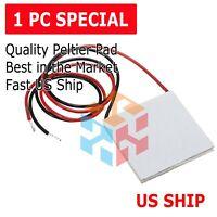 1 PCS TEC1-12706 Heatsink Thermoelectric Cooler Cooling Peltier  Module 12V 60W