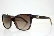 GUCCI Brand New Womens Designer Sunglasses Brown Butterfly GG 3645 DWJHA 13870