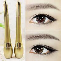 Pro Black Cosmetic Waterproof Makeup Eyeliner Liquid Eye Liner Pen Pencil Beauty