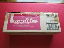 Kyocera TK-592 Toner Kit Magenta