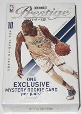 2014/15 Panini Prestige NBA Basketball Mystery Rookie Rack Pack New & Sealed