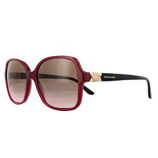 Bvlgari Sunglasses 8164B 533314 Transparent Red Violet Brown Gradient