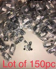 Wholesale Lot Of 150Pc Original Sony Ericsson Headset Hpb-60 Mono Earbud