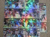 1999-00 Topps Gold Label Hockey Star Lot (23) NrMt +