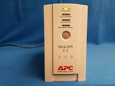 APC Back UPS CS 350, 350VA / 210W, generalüberholt, neuer CSB-Markenakku!