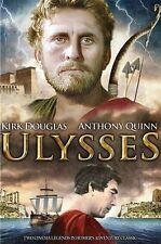 ULYSSES Kirk Douglas, Silvanna Mangano, Anthony Quinn DVD NEW