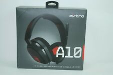 ASTRO Gaming A10 Gaming Headset - Black/Red