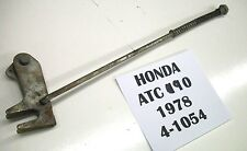 1978 HONDA ATC 90 3 WHEELER REAR BRAKE ACTUATOR ROD