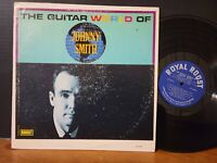 Johnny Smith - The Guitar World Of Johnny Smith 1963 VG+ Vinyl LP!