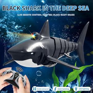Ferngesteuerter Shark Boot Mini RC Motorboot Spielzeug Eachine EBT01 2.4G 4CH