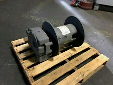 Tulsa Winch Speed Reducer, Hydraulic Worm Gear New Hfg1733-Srrrxdcl
