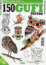 Tattoo Flash Book 2015 4#150 gufi tattoo,qqq