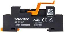 RS Pro 5 Broches Relais Douille, Din Rail, 300 V pour utiliser avec RFT interface relais