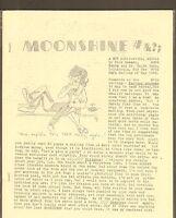 VINTAGE SCIENCE FICTION FANZINE #292 - MAY 1959 MOONSHINE