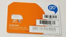 ATT At&t USA Micro 3G 4G LTE Sim Card Prepaid 6007A GoPhone Pay as you go