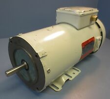 Reliance Electric 1 HP 1750 RPM Easy Clean Plus DC Motor T56S1707A-MH 1750 RPM