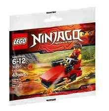 LEGO® NINJAGO™ 30293 Kai Drifter NEU OVP NEW MISB NRFB
