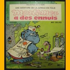 La Jungle en Folie MORTIMER À DES ENNUIS 1974