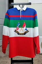 Polo Ralph Lauren Regatta Rugby Shirt NWT Medium